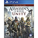 Sony Playstation 4 Assassin's Creed Unity LTD. EDITION Video Game