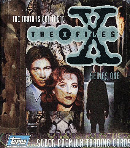 x-files trading card game - 7