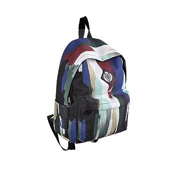 3d088aeebd66 Amazon.com   YCLED Retro Backpack