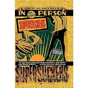 Supersuckers: Live in Orange County (DVD + CD)