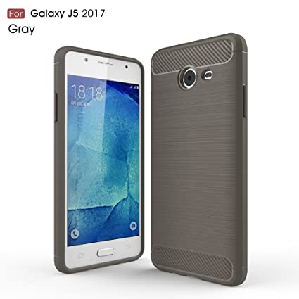 Funda Samsung J5 2017, OUJD [Rugged Armor] Shock-absorption ...