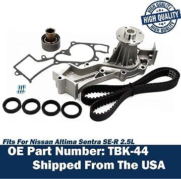 Complete Timing Belt Kit V6 Xterra w Supercharger 02-04