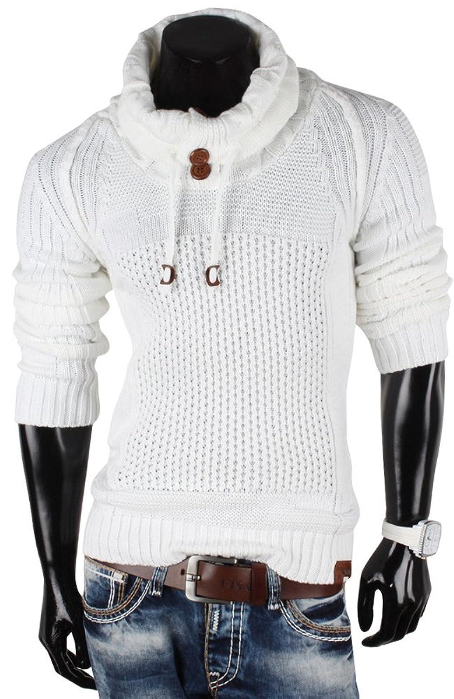 Tazzio Men'S Sweater Cardigan S-XXL Jacket Sizes