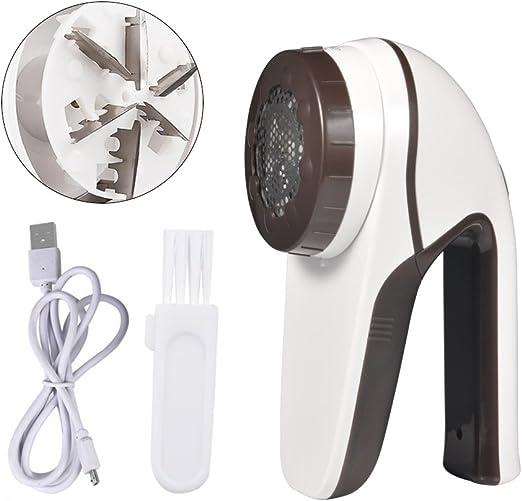 Fdit Removedor de Pelusa USB Recargable Máquina de Afeitar de Tela ...