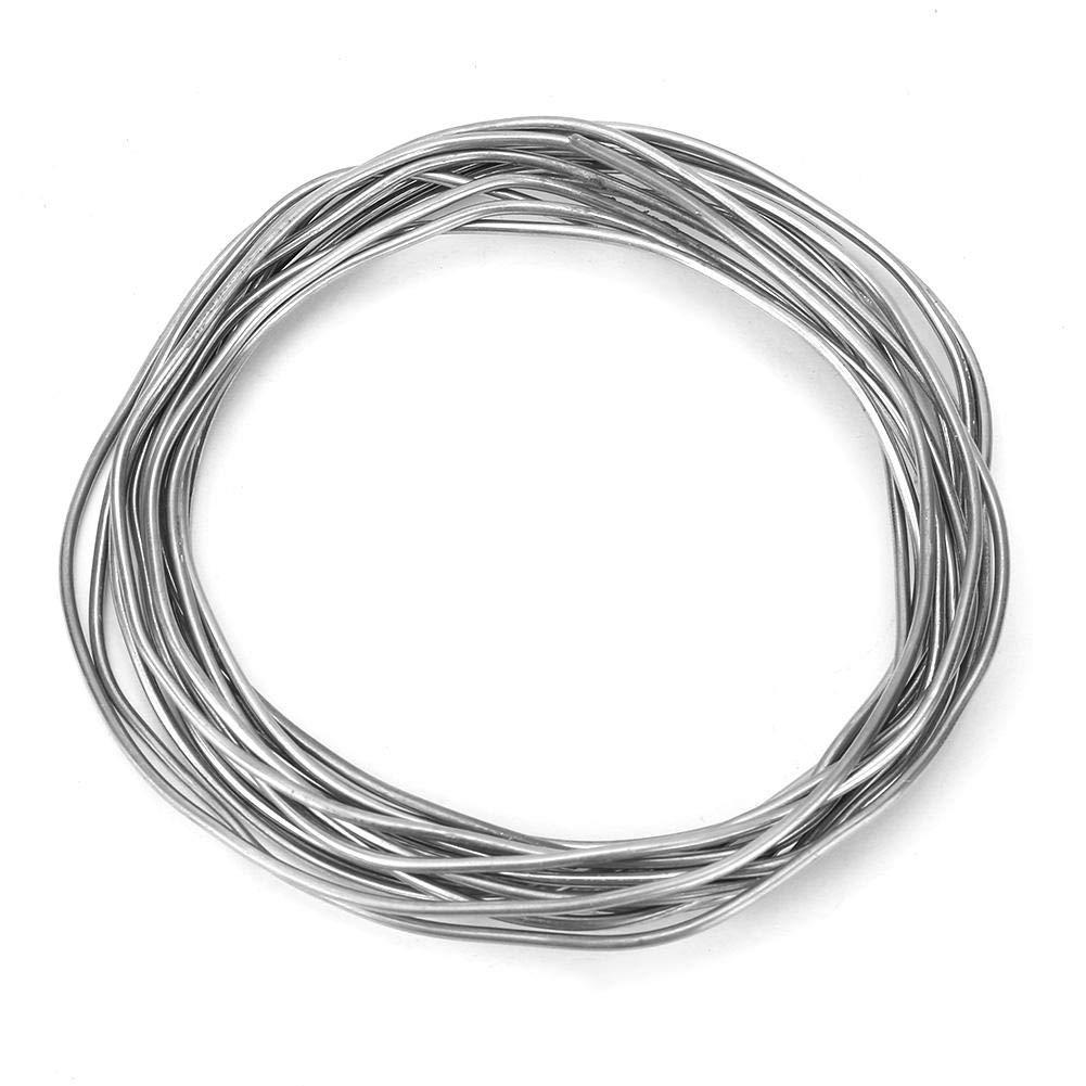 Welding Rods Copper Aluminum Cored Wire Low Temperature Welding Rod for Radiators Motors Batteries Household Appliances (10M)