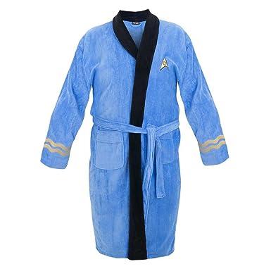 Star Trek Costume Bathrobes (One Size (Cotton), Spock)