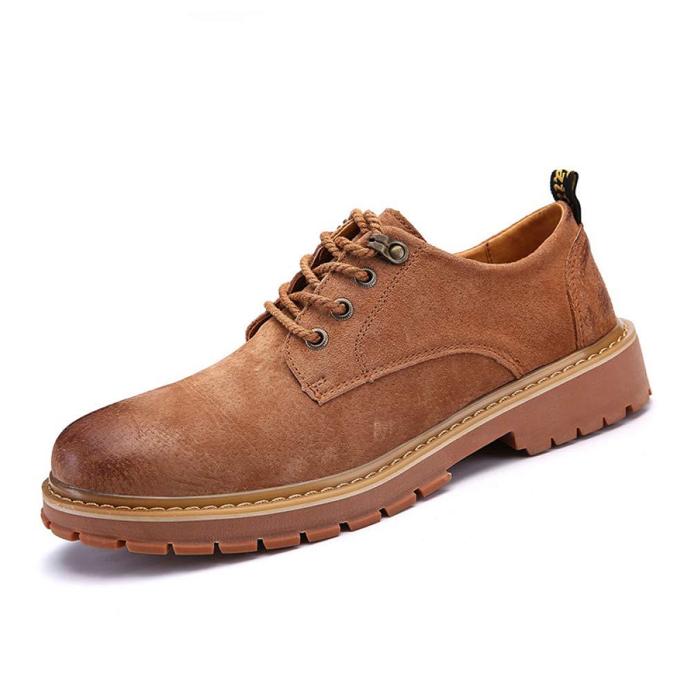 Martin Stiefel Männer Frühling und Herbst Niedrig Um Männer Männer Männer Retro-Jugend Herrenschuhe Beiläufige Schuhe Werkzeuge schuhe d62586