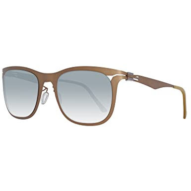 Greater Than Infinity Herren-Sonnenbrille GT012 S02 56 Gold WpSSe