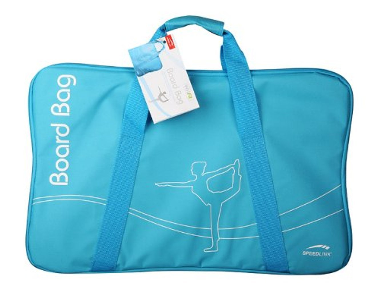 Speedlink Board Bag : Blue (WiiFit)