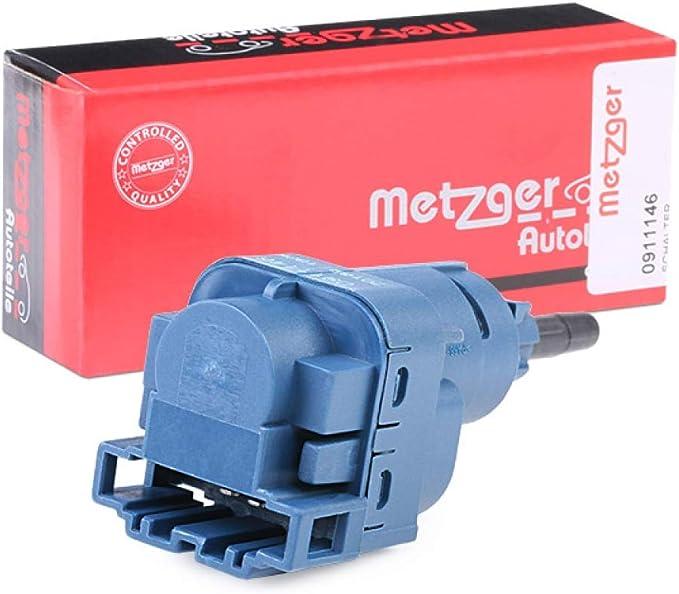 Metzger 911146 Schalter Kupplungsbetätigung Auto