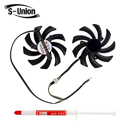 Amazon com: S-Union Replacement Laptop CPU Cooling Fan for