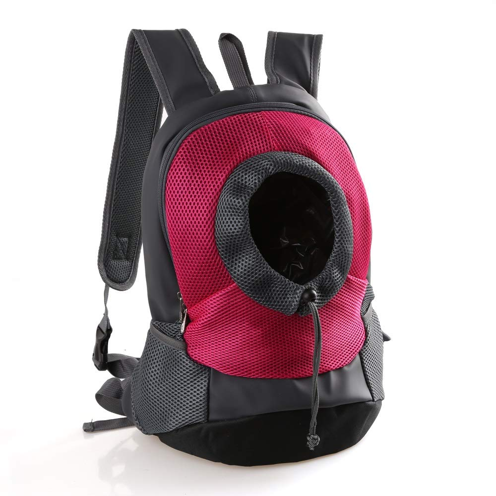 S Pet Backpack Out of The Carrying Bag Dog Backpack (Size   S)