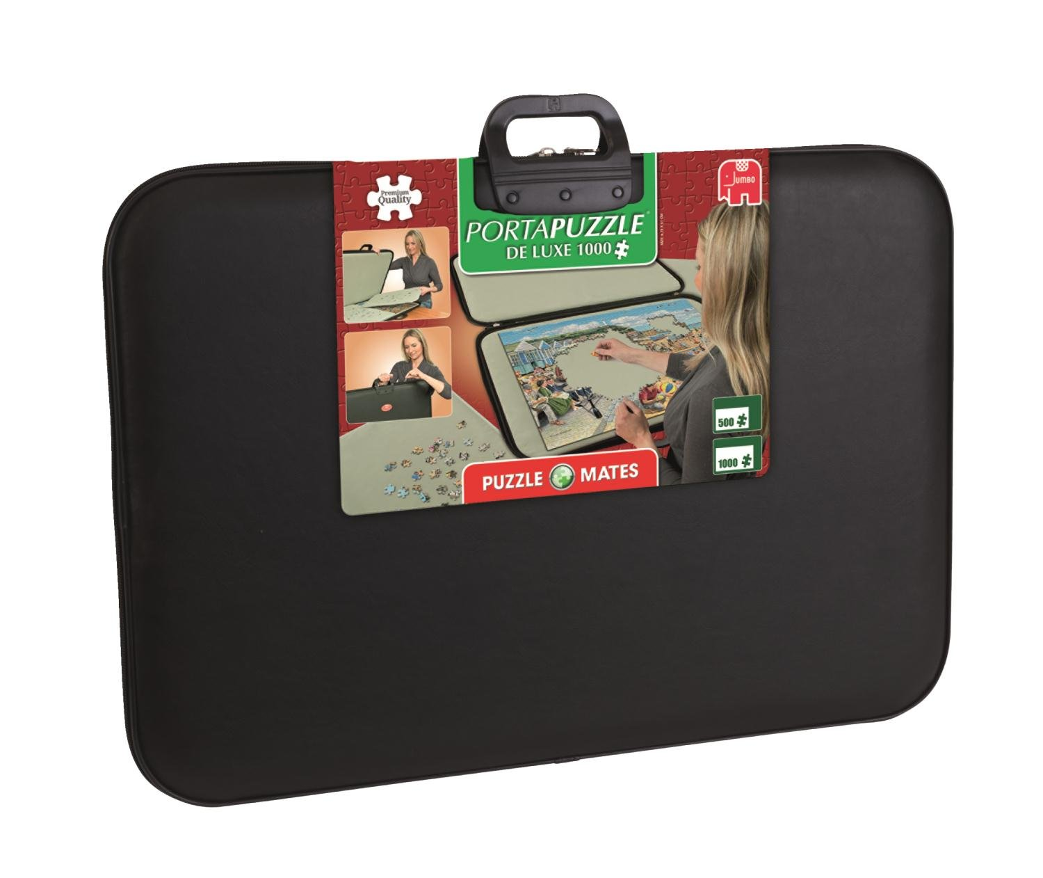 Portapuzzle Deluxe 1000 (Jigsaw Puzzle Accessory)