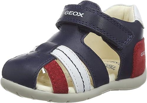 flojo tensión engañar  Geox B Kaytan B, Sandales Bout Ouvert Bébé garçon: Amazon.fr: Chaussures et  Sacs