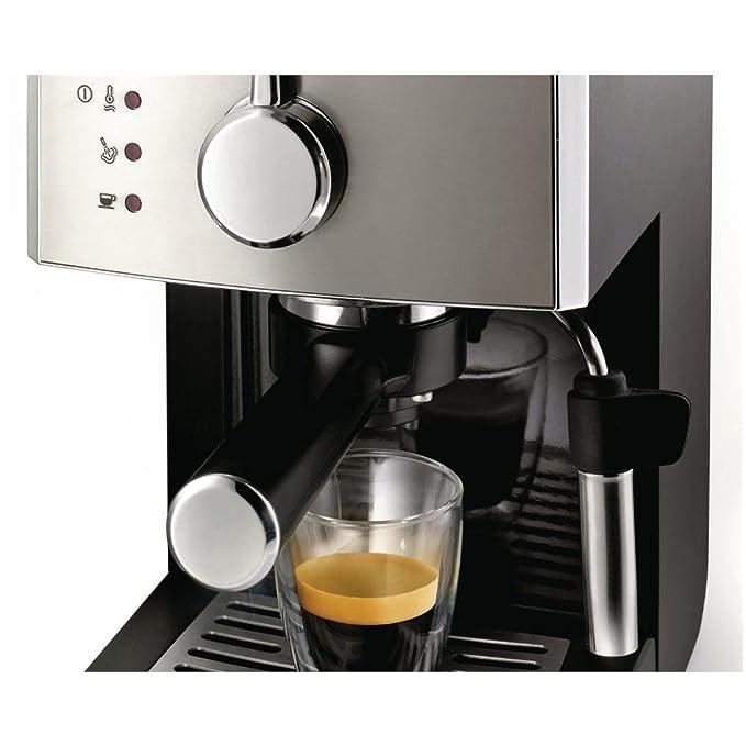 Saeco HD8425/11 Máquina para café espresso manual Poemia 950 ...