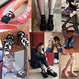 CELNEPHO Womens Mary Jane Shoes for Women, Sweet
