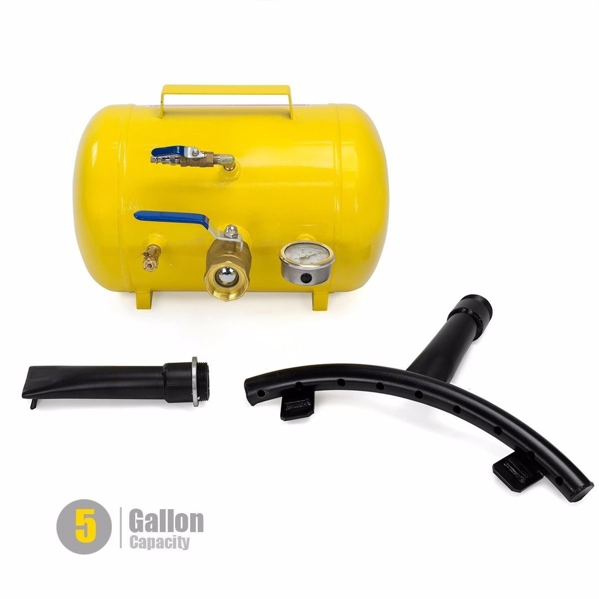 New rapid pump 5 Gallon Air Bead Seater Tire Tool Blaster Wheel Tool shop by MTN Gearsmith (Image #1)