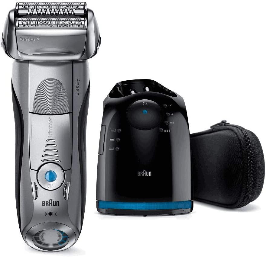Braun Series 7-7899 + CCR2 Rasoir électrique: Amazon.es: Electrónica