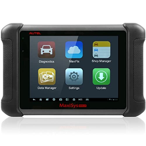 Autel Maxisys MS906BT is an OBD II scan tool that supports a total of 18 service functions