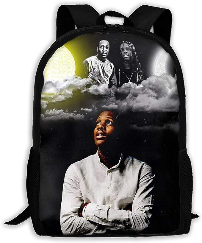 Lil Durk Custom Backpack.