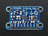 Adafruit L3GD20H Triple-Axis Gyro Breakout Board - L3GD20/L3G4200 Upgrade - L3GD20H [ADA1032]