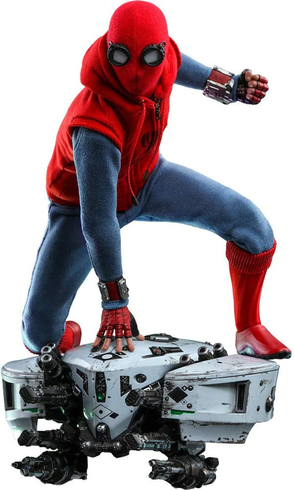 Hot Toys 1:6 Spider-Man Homemade Suit Version
