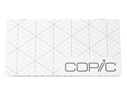 Amazon.com : Copic Colors Swatch Book for 358 Color Marker (2012 ...