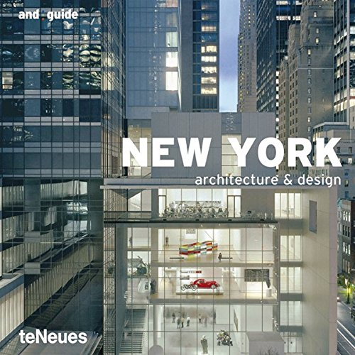 New York and guide (And Guides) by Brand: teNeues