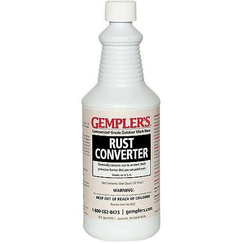 GEMPLER'S Eco-Friendly RCQ Rust Converter & Primer