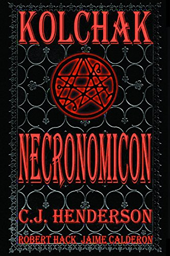 Kolchak: Necronomicon (Kolchak the Nightstalker)