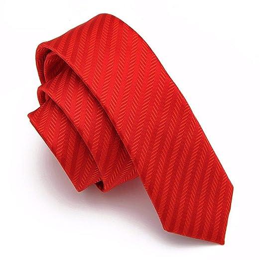 LBBJJ Corbata de Moda clásica Corbata clásica para Hombres ...