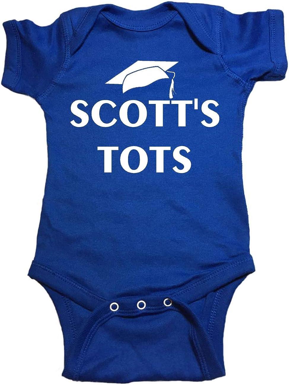 The Office Baby Clothes Scott's Tots Bodysuit Onesie