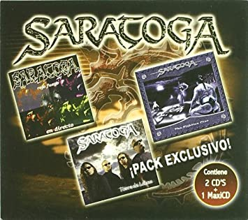 Pack Tierra De Lobos : Saratoga: Amazon.es: Música