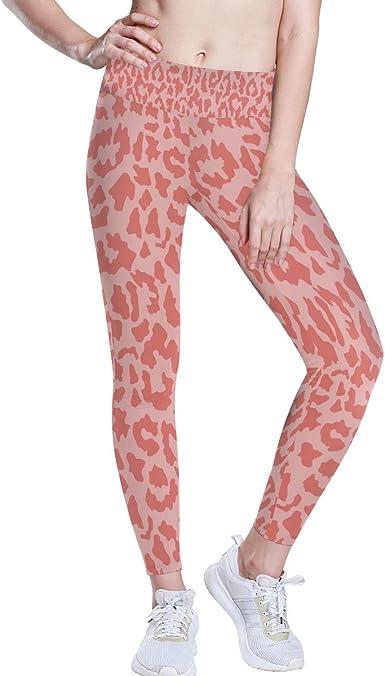 Leopard Brushed High Waist Leggings