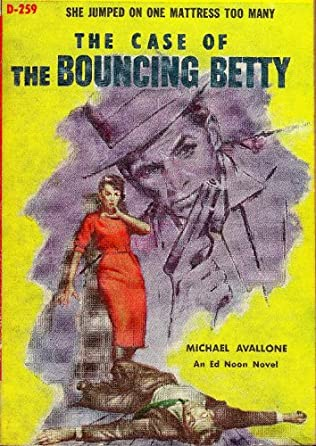 book cover of The Case of The Bouncing Betty