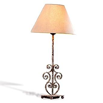 Poser Env5626 Loberon Lampe Clamart Cm Hd Cuivrélin À Fer UMjVpLGqSz