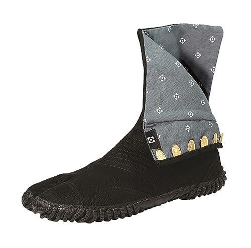 Amazon.com: Japanese Real Ninja Shoes Edition Comfort Saibu ...