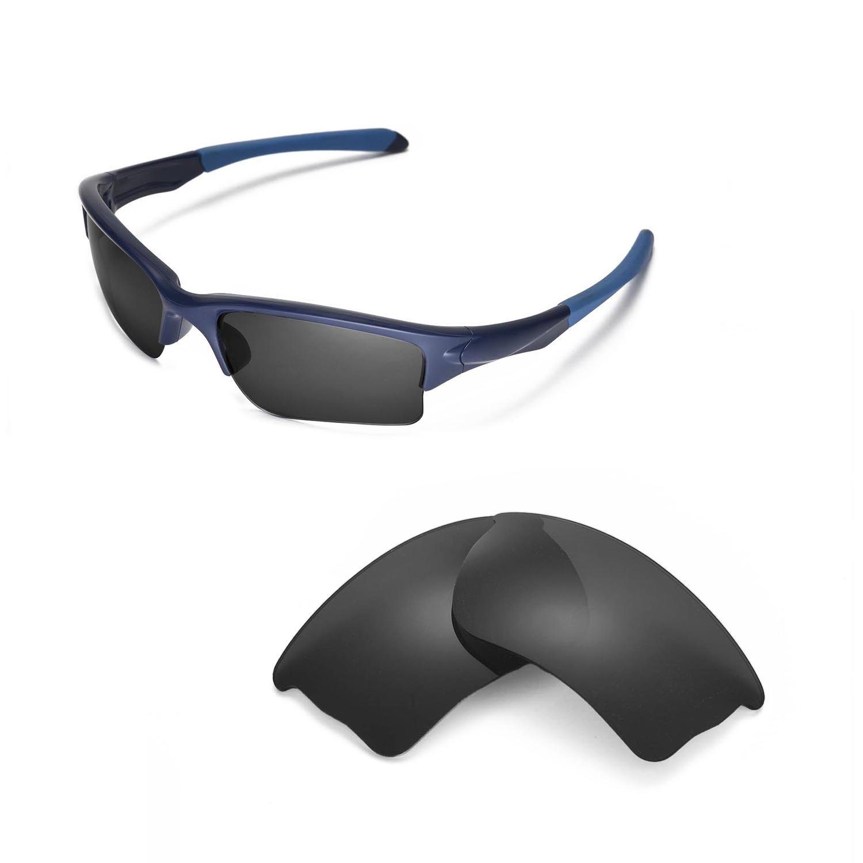 Amazon.com: LenzFlip Polarized Replacement Lenses Oakley QUARTER ...