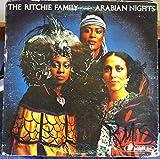 THE RITCHIE FAMILY arabian nights LP Used_VeryGoodMARLIN 2201 Vinyl 1976 Record