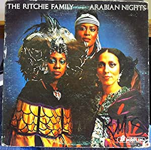 The Ritchie Family The Ritchie Family Arabian Nights Lp