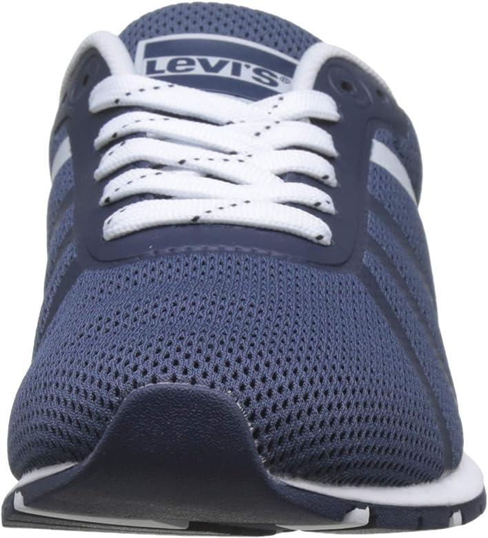 Levis Almayer Lite, Zapatillas para Hombre, Azul (Navy Blue 17 ...