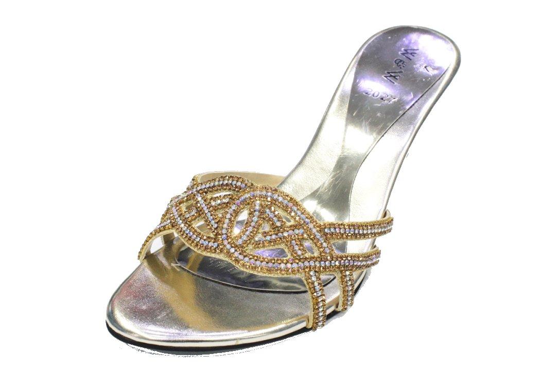 W & Or W femmes Mesdames Soirée Bloc B07HDY3WZ8 Talon Doré Sandales Parti Prom de mariage mariée chaussures taille, or, rouge, royal, bleu, violet (san1011) Or - Doré 61b3ae7 - latesttechnology.space