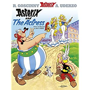 Asterix-and-the-Actress-Paperback--18-April-2002