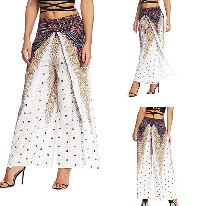 Beikoard_Pantalones de yoga, Pantalones de yoga de señora de ...