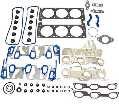 Timing Cover Gasket Set Fits 04-07 Buick Chevrolet G6 Malibu 3.5L V6 OHV 12v