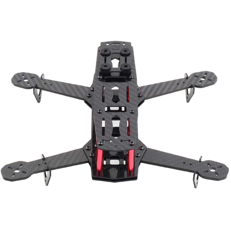 Amazon.com: Usmile 250 quad 3K Carbon Fiber Fpv Quadcopter Frame for ...