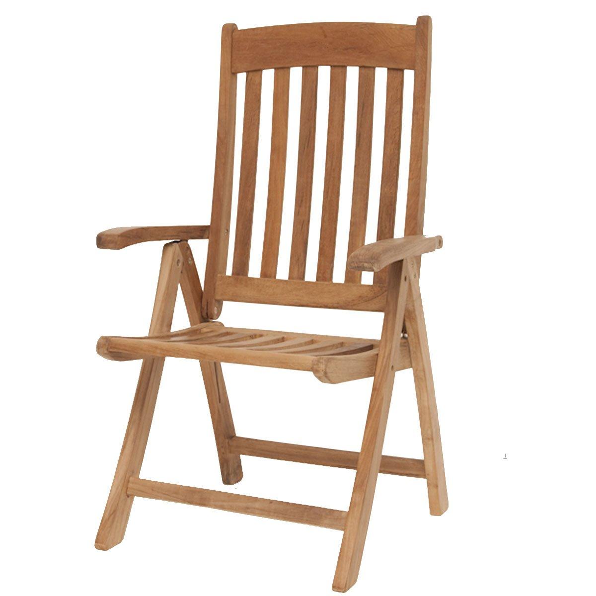 Amazonia Teak Belfast Teak Position Chair