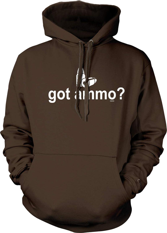 Got Ammo Black Adult Hoodie