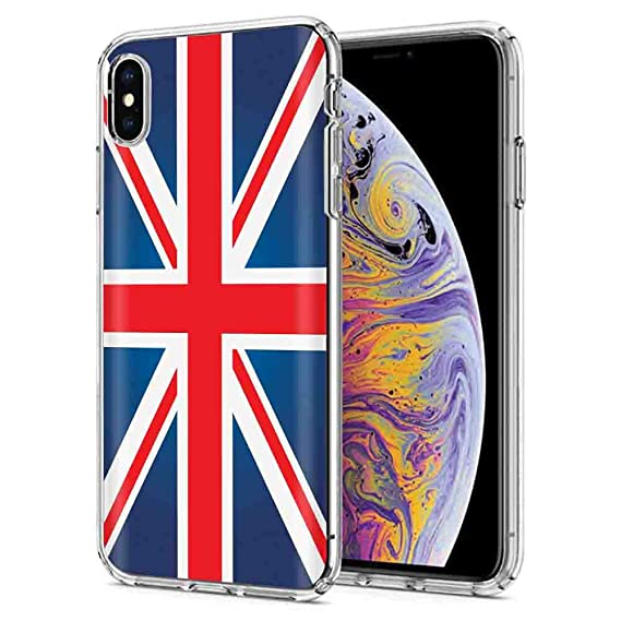 union jack iphone xr case