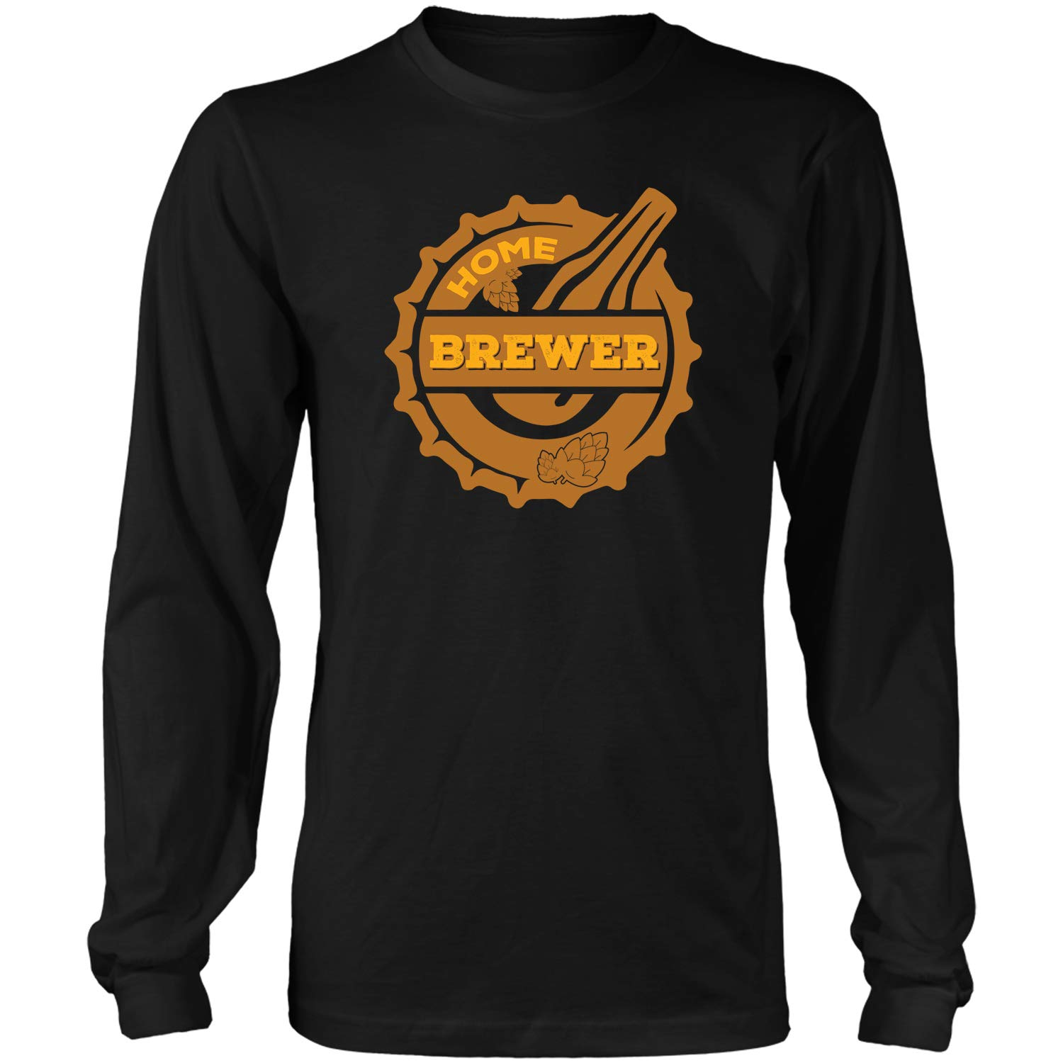 Home Brewerfun Gifts For Beer Drinkercool Drink Tshirt